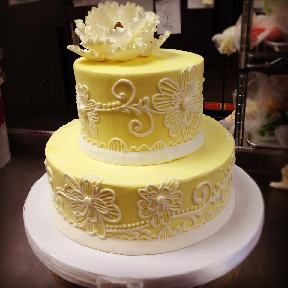 Wedding Cakes Show  Wedding shower cakes pinterest idea in 2017