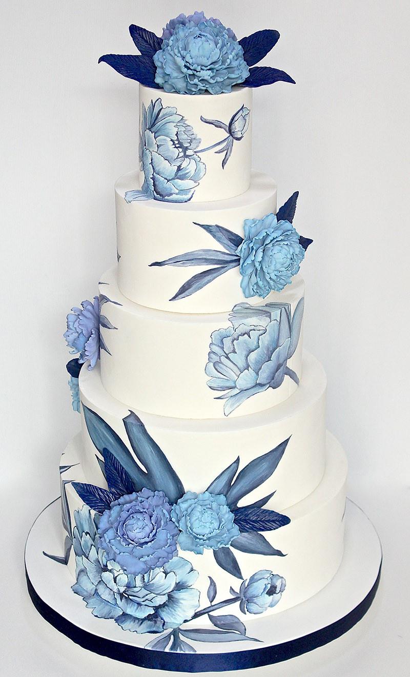 Wedding Cakes Singapore  11 Places to Get Bespoke Wedding Cakes in Singapore