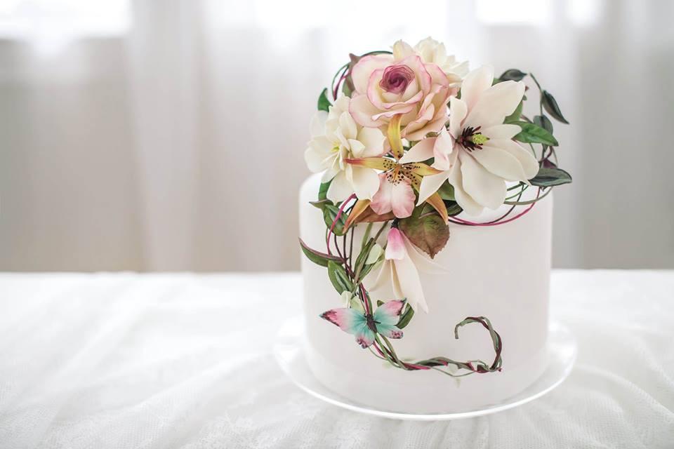 Wedding Cakes Singapore  Wedding cakes in Singapore The best cake shops and