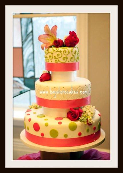 Wedding Cakes Slc  Bayshore Cakes Salt Lake City UT Wedding Cake
