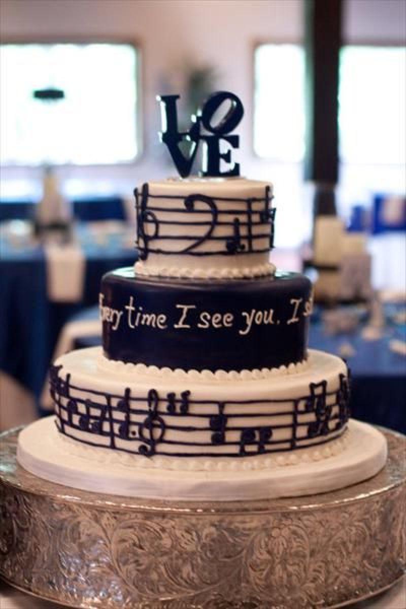 Wedding Cakes Songs  Tort muzical