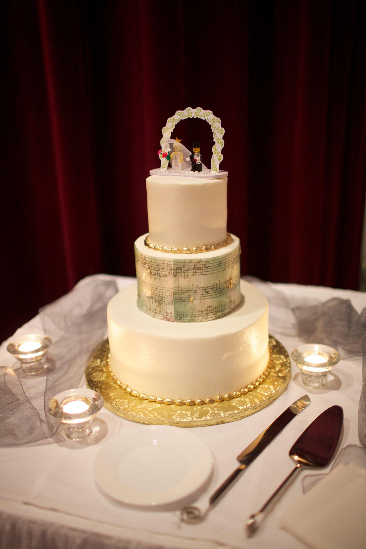 Wedding Cakes Songs  music sheet cake music notes wedding cake lego cake