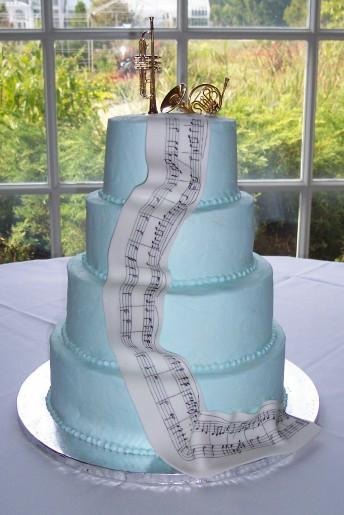Wedding Cakes Songs  Wedding Theme Music Details & Inspiration
