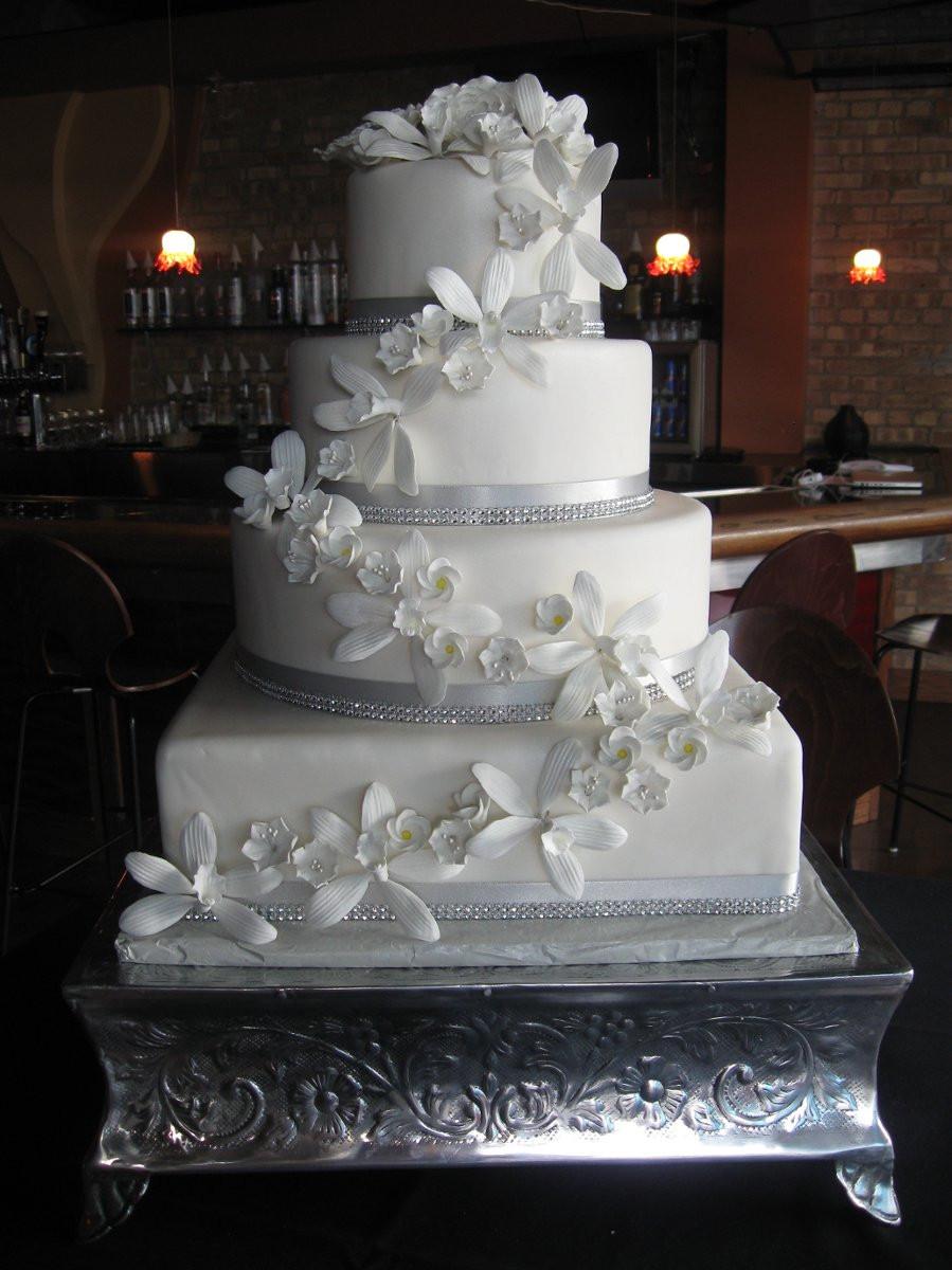 Wedding Cakes South Bend  C est La Vie Cakes Wedding Cake Illinois Chicago