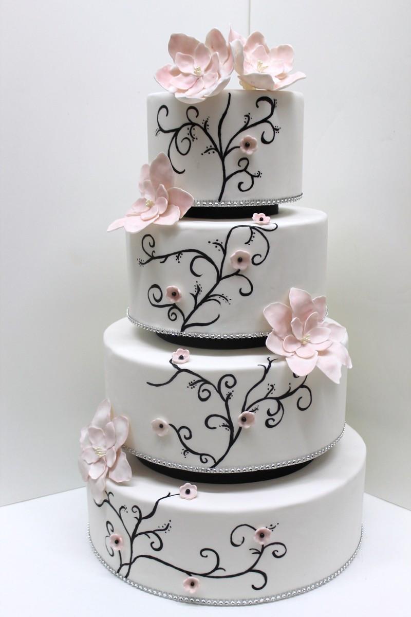 Wedding Cakes Spokane Wa  Laurinda s Bakery Wedding Cake Washington Spokane