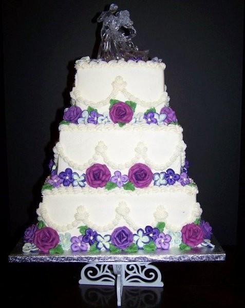 Wedding Cakes Spokane Wa  Lake City Cakes s Wedding Cake Washington