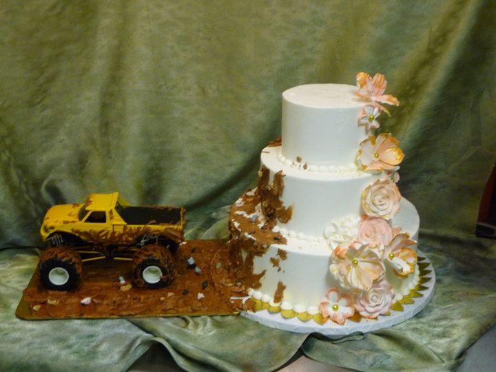 Wedding Cakes Spokane Wa  Marsells Cakes and Desserts s Wedding Cake