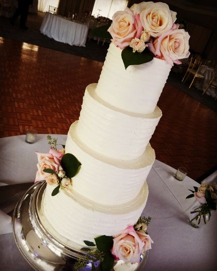 Wedding Cakes St Augustine Fl  iRie Couture Cakery Wedding Cake St augustine FL
