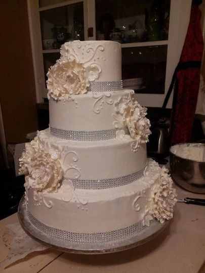 Wedding Cakes St Augustine Fl  Sweet City Cupcakes Wedding Cake Saint Augustine FL