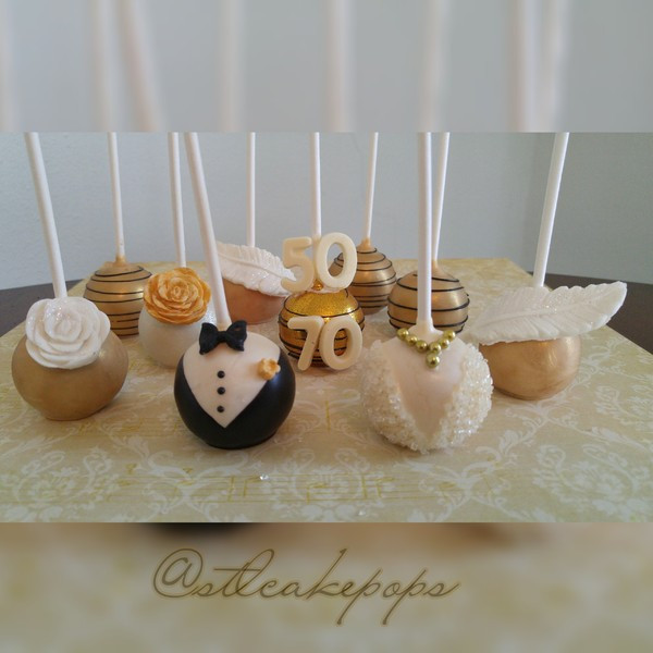 Wedding Cakes St Charles Mo  STL Cake Pops Reviews St Louis Cake & Bakery EventWire