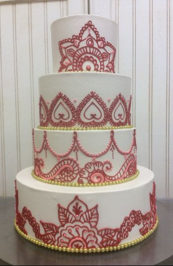 Wedding Cakes St Louis Mo  Sugaree Baking Co Wedding Cake Saint Louis MO