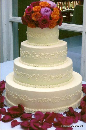 Wedding Cakes St Louis Mo  The Cakery Bakery Wedding Cake Saint Louis MO