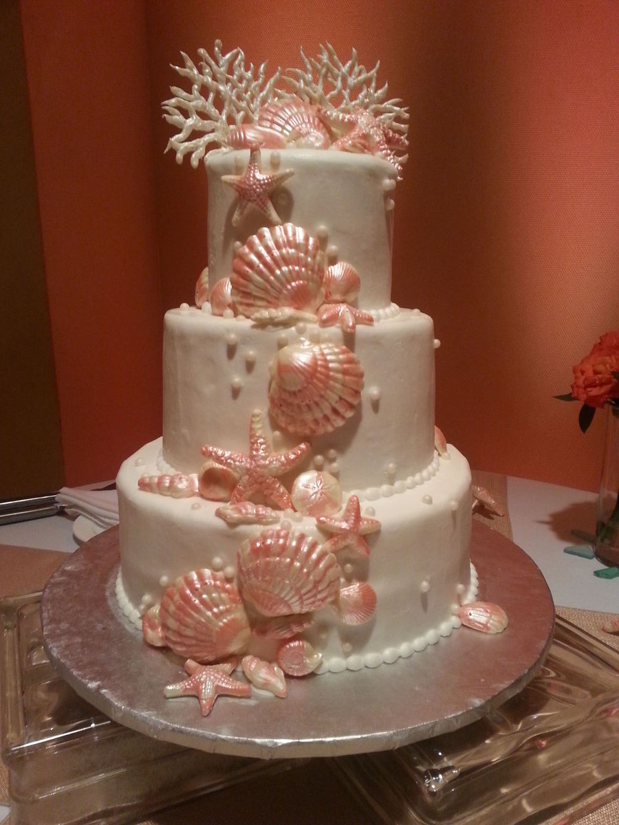 Wedding Cakes St Petersburg Fl  Cakes by Pink formally A Better CheeseCake Wedding