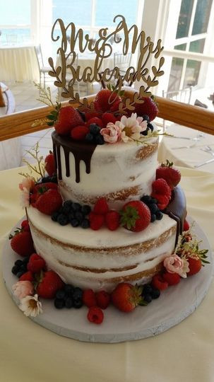 Wedding Cakes St Petersburg Fl  A Special Touch Cakes By Carolynn Wedding Cake Saint