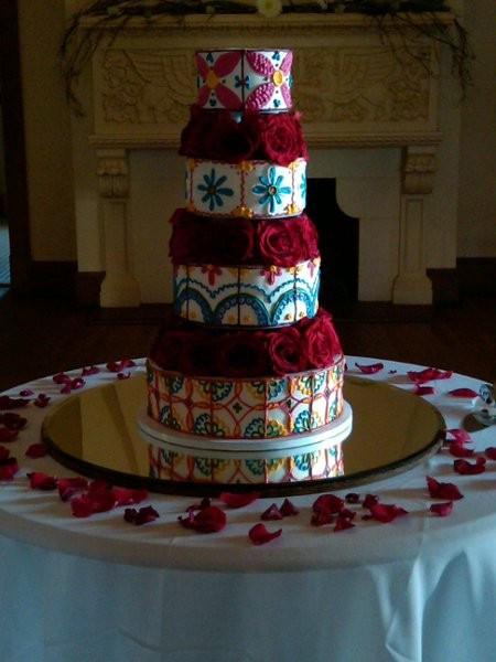 Wedding Cakes St Petersburg Fl  Just For Cakes Wedding Cake Florida Tampa St