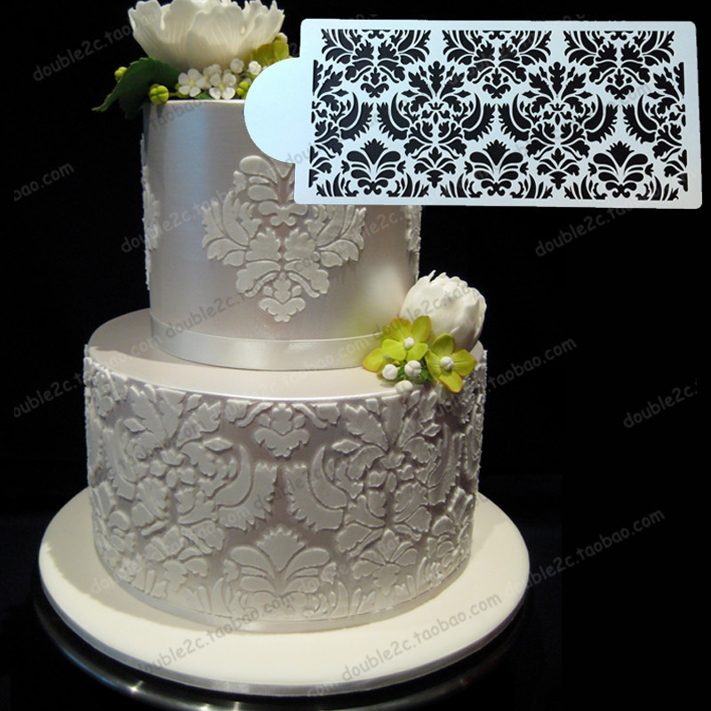 "Wedding Cakes Stencils the 20 Best Ideas for Aliexpress Buy Wedding Cake Stencil 12 6""x6 1"" 32x15"