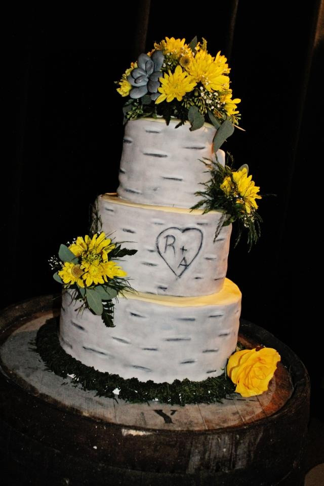Wedding Cakes Style  17 Best images about country style wedding cakes on