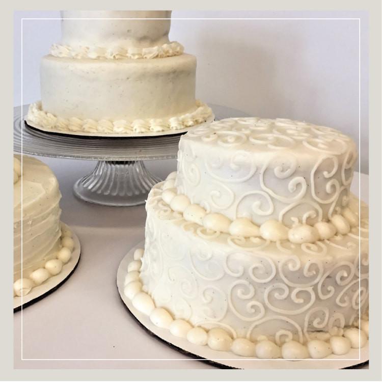 Wedding Cakes Summerville Sc  Cupcake DownSouth