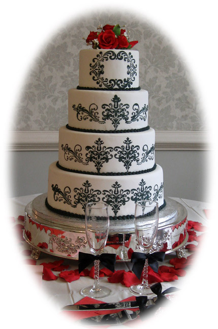 Wedding Cakes Suppliers  Wedding Decorating Supplies