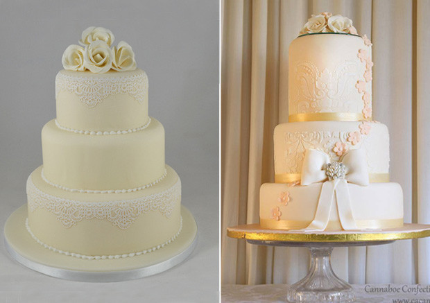 Wedding Cakes Suppliers  20 Stunning Wedding Cakes from Irish Wedding Cake