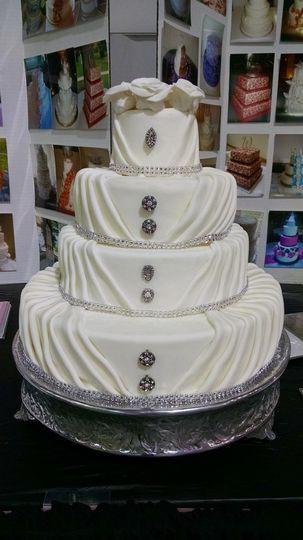 Wedding Cakes Syracuse Ny  Cakes by Michele LLC Wedding Cake Syracuse NY