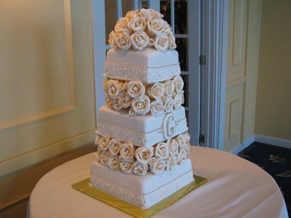 Wedding Cakes Syracuse Ny  Syracuse Cake Art Fayetteville NY Wedding Cake