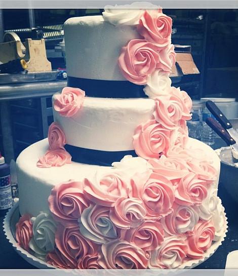 Wedding Cakes Syracuse Ny  Harrison Bakery Wedding Cakes