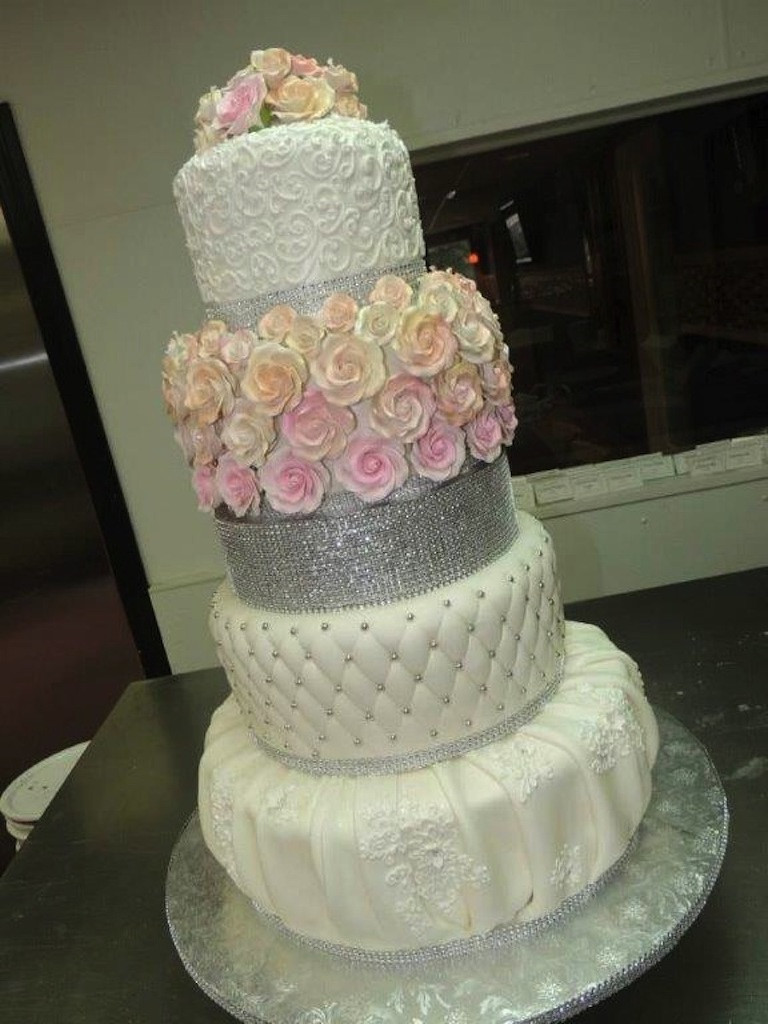 Wedding Cakes Tampa  Alessi Bakeries
