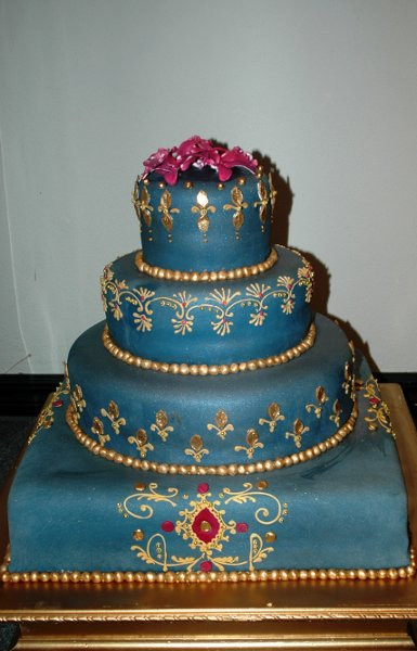 Wedding Cakes Tampa  Cakes by Nomeda