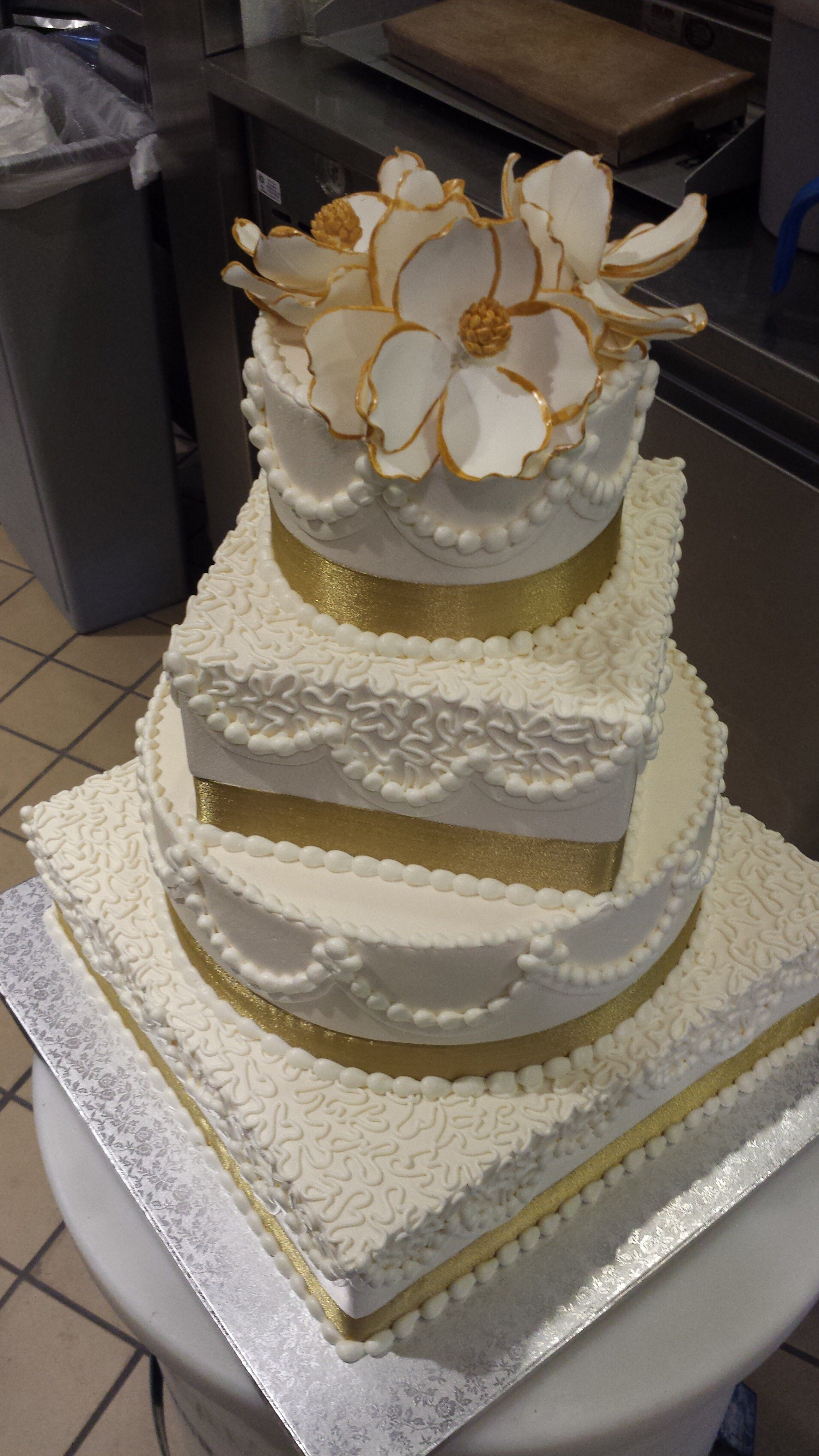 Wedding Cakes Tampa  Publix GreenWise Wedding Cake Hyde Park Tampa FL