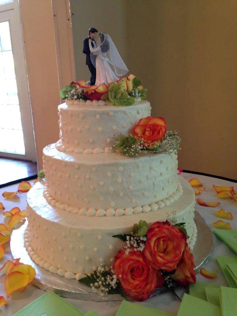 Wedding Cakes Three Tier  Wedding Cakes " Cakes by Lynette Luray VA