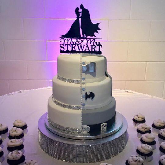 Wedding Cakes Toledo  Crowned Cakes by Jess Wedding Cake Toledo OH