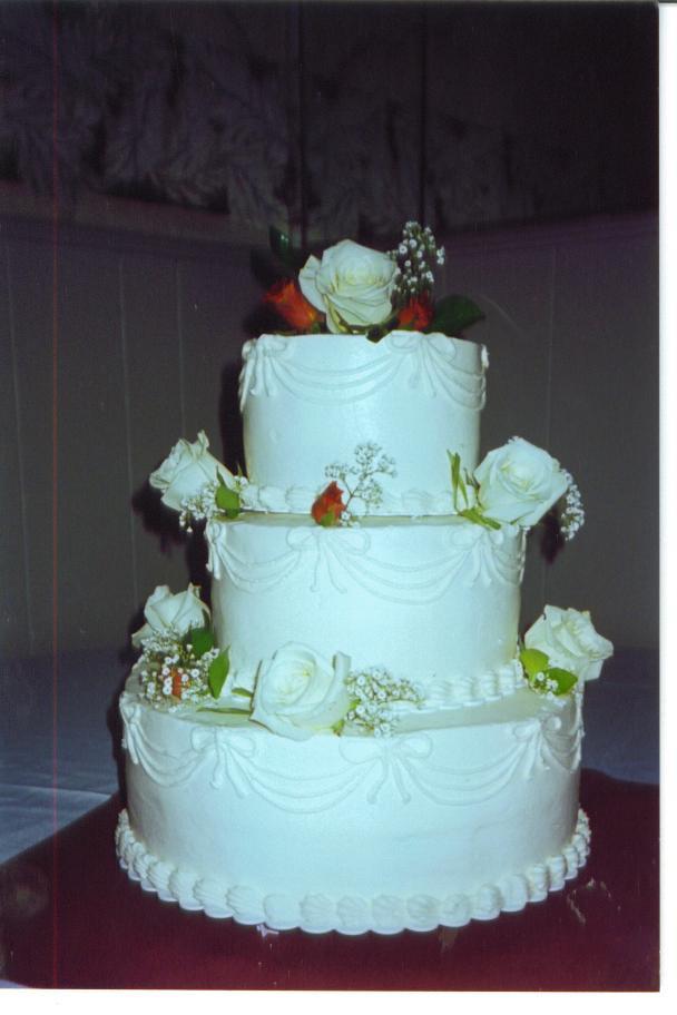 Wedding Cakes Toledo  Connie s Celebrations Wedding Cakes