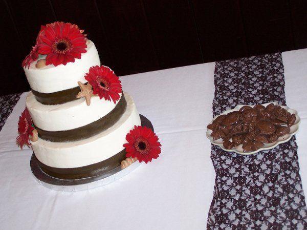 Wedding Cakes Toledo  Mmm Cakes and Things Wedding Cake Toledo OR