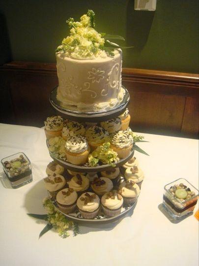 Wedding Cakes Topeka Ks  Billy Vanilly Wedding Cake Topeka KS WeddingWire