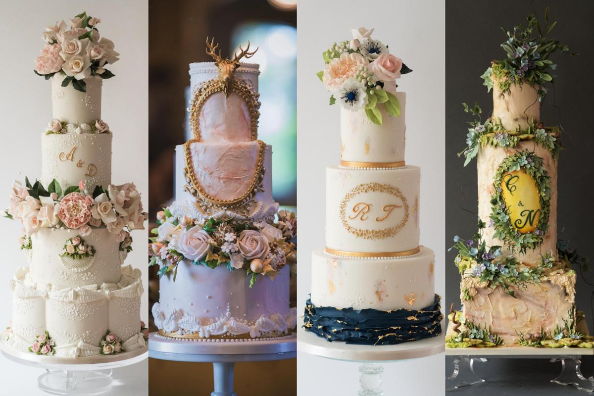 Wedding Cakes Trends  Wedding cake trends 2019 Love Our Wedding