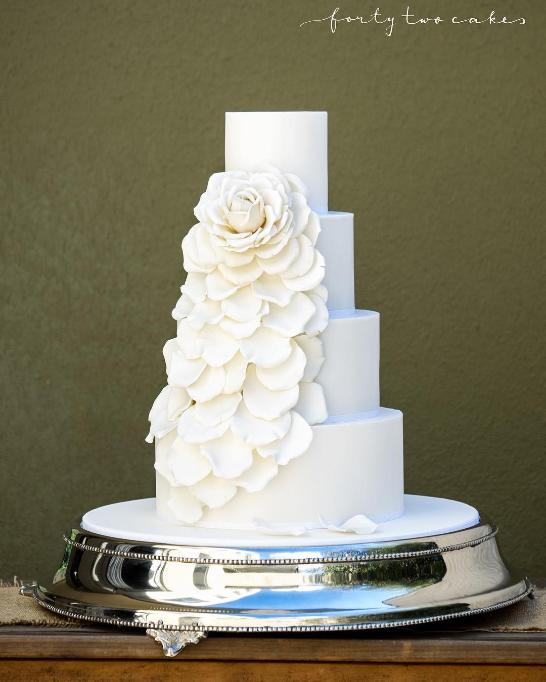 Wedding Cakes Trends  Wedding Cake Trends for 2018