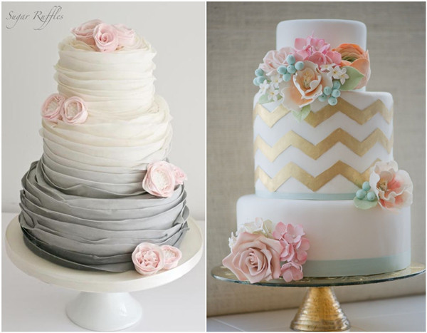 Wedding Cakes Trends  Latest Wedding Cakes 2018 – Fashion dresses