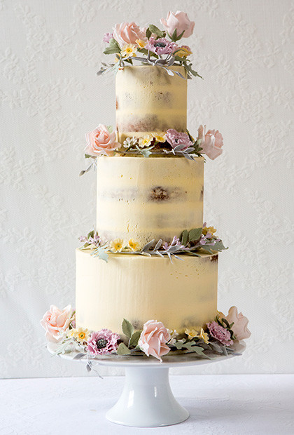 Wedding Cakes Trends  Top 8 Wedding Cake Trends for Autumn 2016