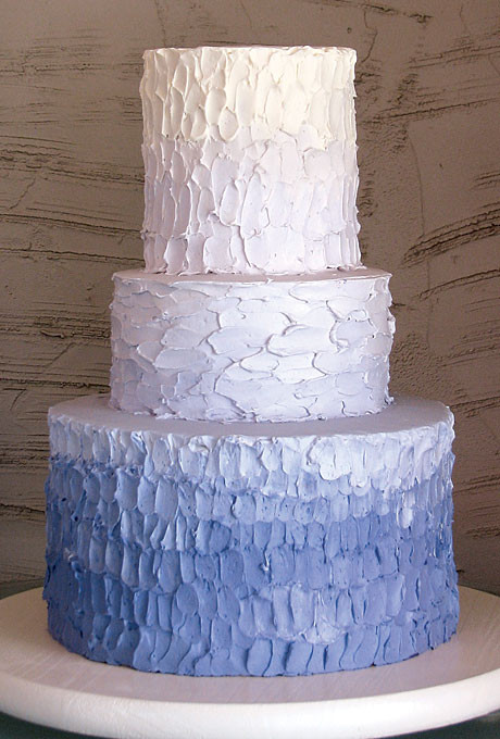 Wedding Cakes Trends 2015  2015 Wedding Cake Trends – Dipped In Lace