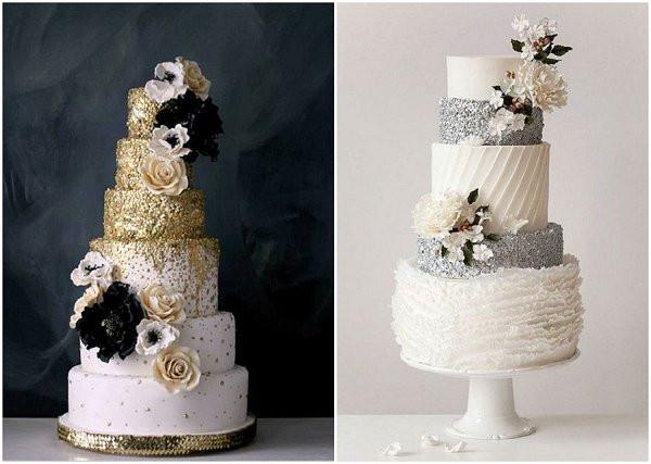 Wedding Cakes Trends 2015  2015 Wedding Cake Trends