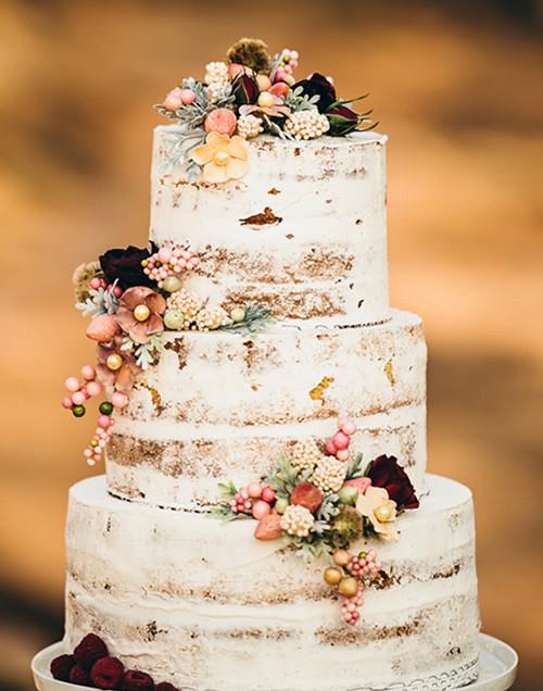 Wedding Cakes Trends 2015  2015 wedding trends