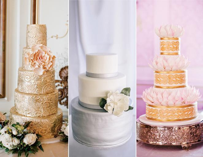 Wedding Cakes Trends  15 Hot Wedding Cake Trends