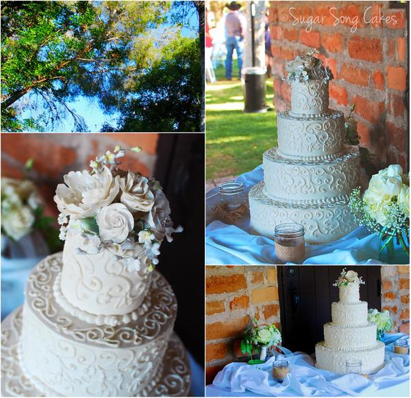 Wedding Cakes Tucson Az  Sugar Song Cakes Tucson AZ Wedding Cake