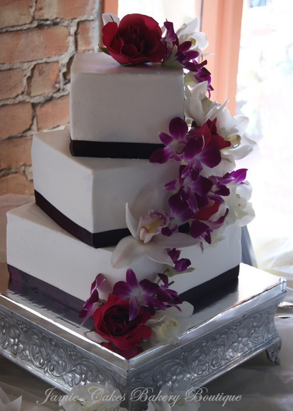 Wedding Cakes Tucson Az  Jamie Cakes Bakery Boutique Tucson AZ Wedding Cake