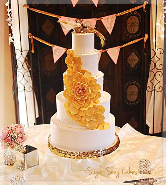 Wedding Cakes Tucson  Sugar Song Cakes Tucson AZ Wedding Cake