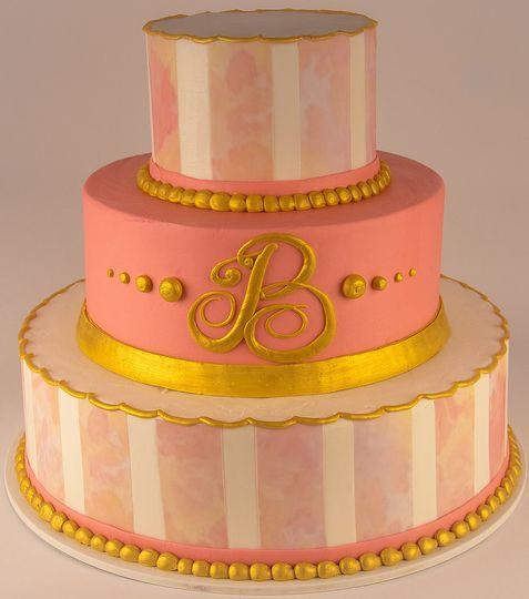Wedding Cakes Tulsa Ok  Merritt s Bakery Wedding Cake Tulsa OK WeddingWire