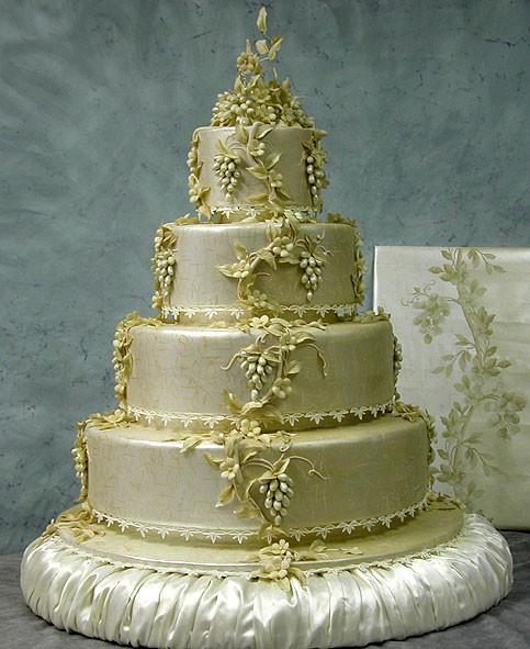 Wedding Cakes Tulsa Ok  OK 2004 Cake Show Entry