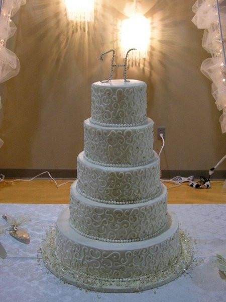 Wedding Cakes Tulsa Ok  Icing The Top Tulsa OK Wedding Cake