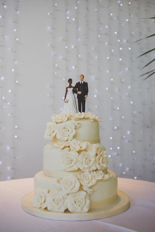 Wedding Cakes Tumblr  bwwm wedding cake toppers
